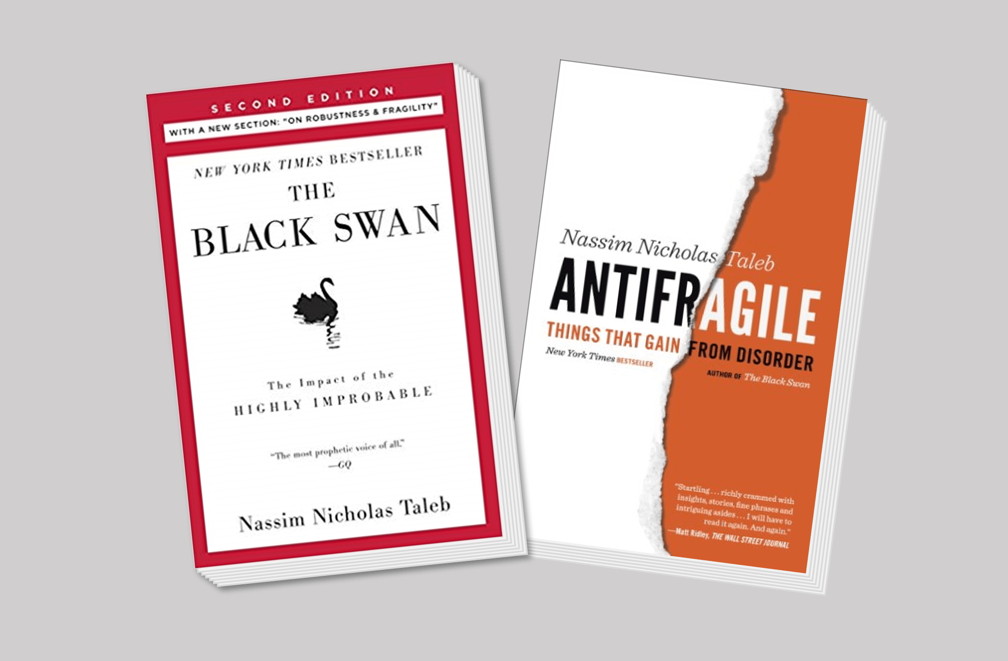 Black Swan - Antifragile